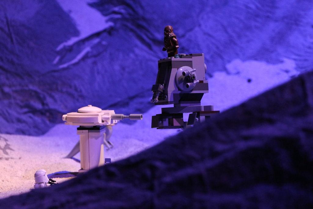 Hoth Probe Droid