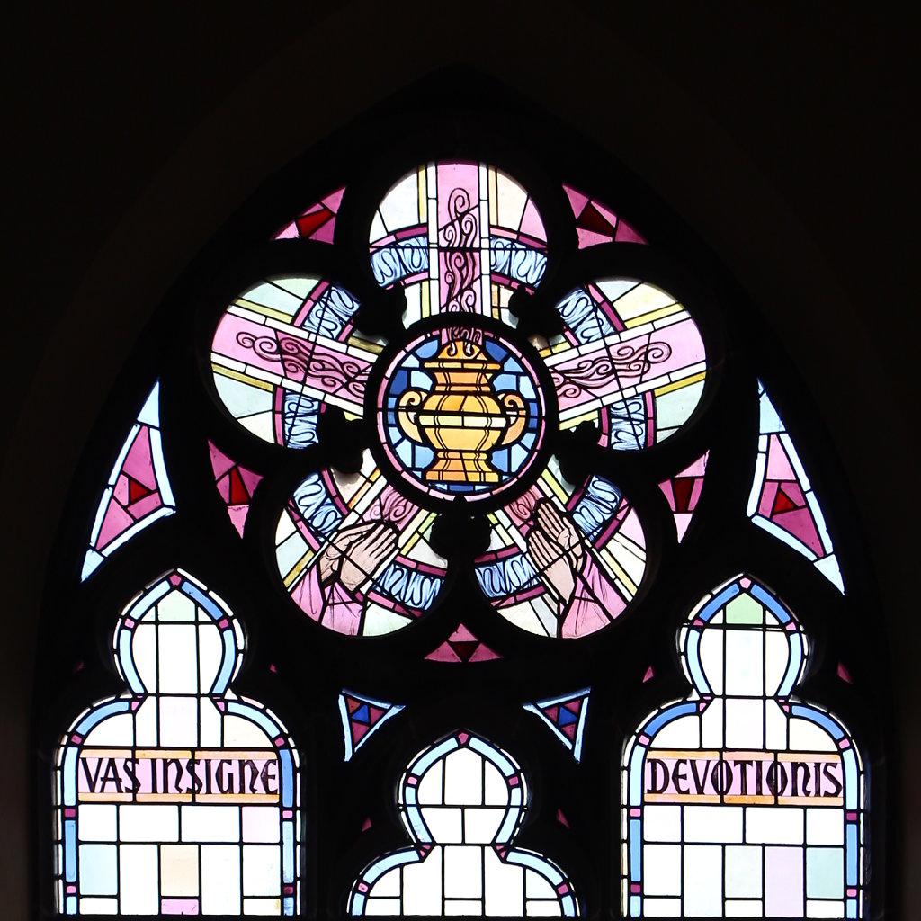 Marienkirche Nordfenster